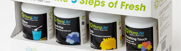 FLORALIFE® Flower Care