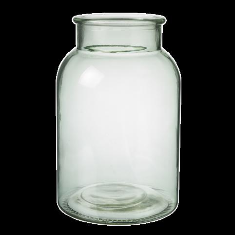 Hailey Glass Jar 25cm