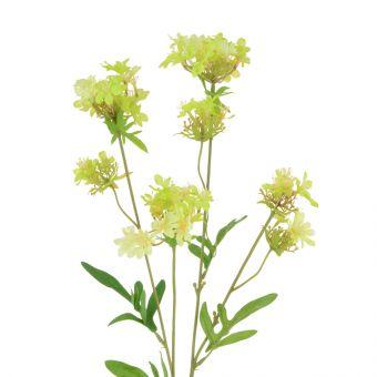 Artificial Mini Wild Flower Spray Green