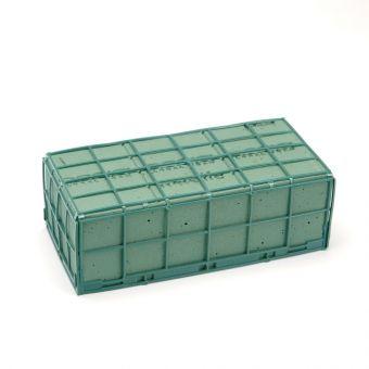 OASIS® Ideal Floral Foam Maxlife Garnette 1 Brick (Pack of 2)