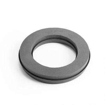 OASIS® NAYLORBASE® Noir Ideal Floral Foam 25cm Ring (Pack of 2)