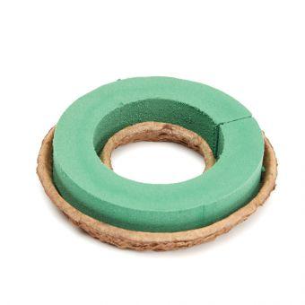 OASIS® Ideal Floral Foam Maxlife Biolit Ring - 17cm (Pack of 6)