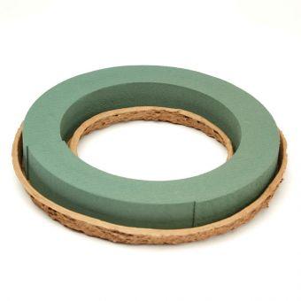 OASIS® Ideal Floral Foam Maxlife Biolit Ring - 24cm (Pack of 4)