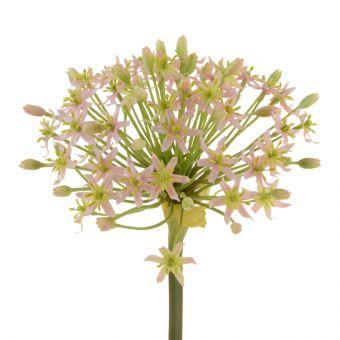 Artificial Giant Allium Stem Pink
