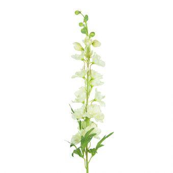 Artificial Delphinium Spray White