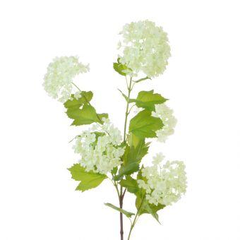 Artificial Viburnum Branch White