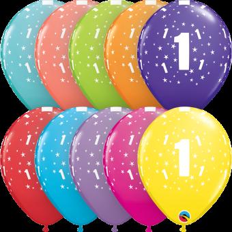 Multipack No.1 Balloons