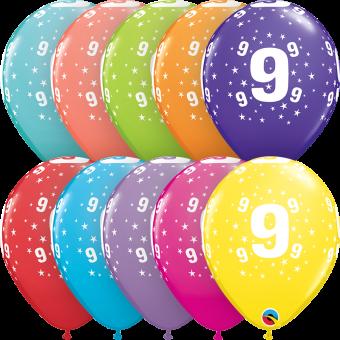 Multipack No.9 Balloons