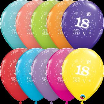 Multipack No.18 Balloons