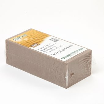 OASIS® SEC Dry Foam Shrink Wrapped Brick W:23cm x D:11cm