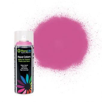 FloraLife® Aqua Colors Cerise Spray Paint 400ml