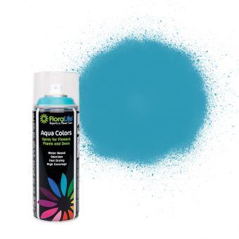 FloraLife® Aqua Colors Bright Aqua Spray Paint 400ml