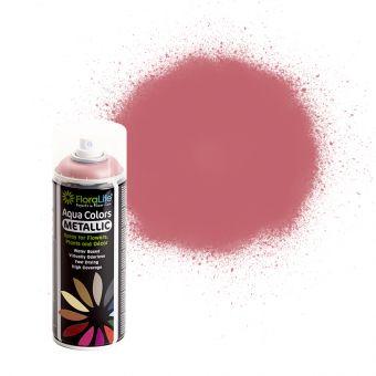 FloraLife® Aqua Colors Metallic Red Spray Paint 400ml