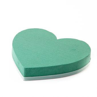 OASIS® Ideal Floral Foam Maxlife Solid Heart - 18cm