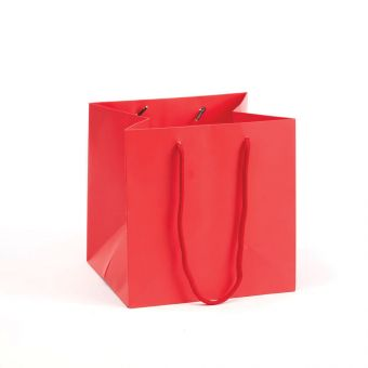 Small Porto Bag - Red - 18x20cm (Pack of 10)