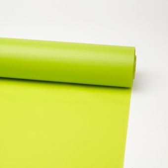 Frosted Film - Lime Green