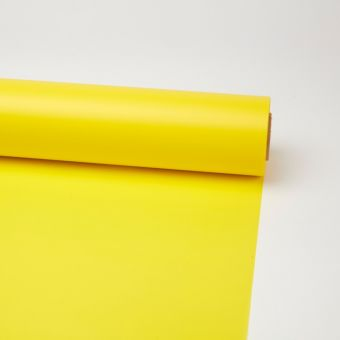 Frosted Film - Yellow