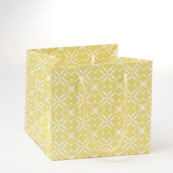 Porto Bag - Cuban Yellow - 17x17cm (Pack of 10)