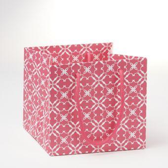 Porto Bag - Cuban Pink - 17x17cm (Pack of 10)