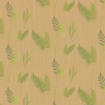 Botanical Kraft Paper - 50cm x 100m