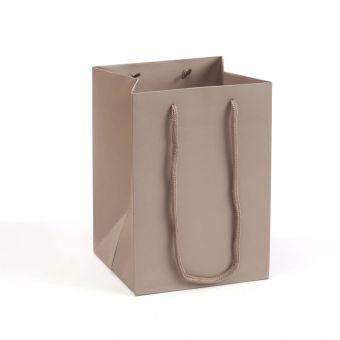 Handtied Porto Bag - Dove Grey - 18x25cm (Pack of 10)