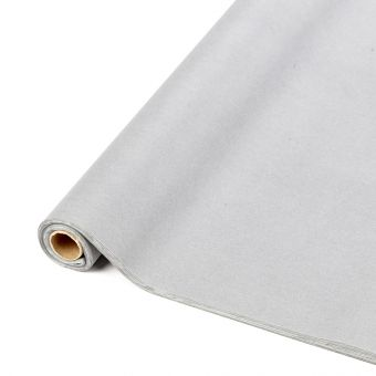 Grey Tissue Paper Sheets (Pack of 48)