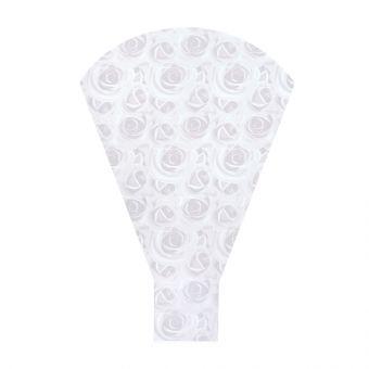 White Rose Flower Sleeves