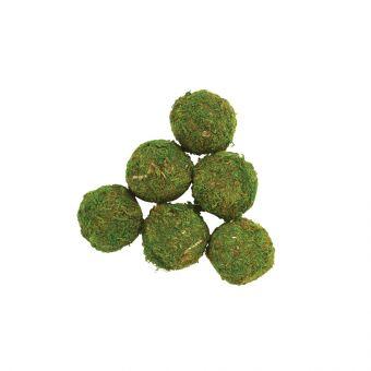 Mossed Sphere 7cm (Pack of 12)