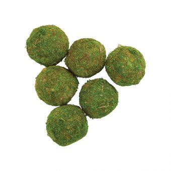 Mossed Sphere 9cm (Pack of 12)