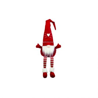 Rudy The Elf - Red - 69cm