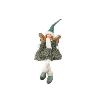 Gabriel The Angel - Green - 55cm
