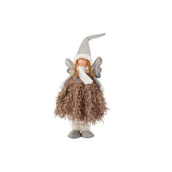 Gabriel The Angel - Grey - 45cm