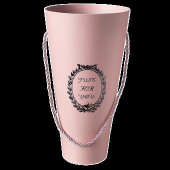 Porto Cone (Lined) - Pink