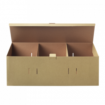 Delivery Flower Boxes - Large