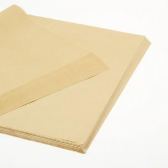 Caramel Tissue Paper Sheets (Pack of 240)