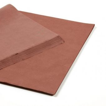 Chocolate Tissue Paper Sheets (Pack of 240)