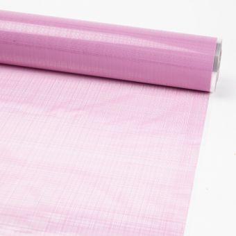 Printed Film Roll Hessian - Lilac - 38 micron - 80cm x 100m