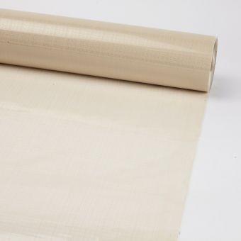 Printed Film Roll Hessian - Ivory - 38 micron - 80cm x 100m