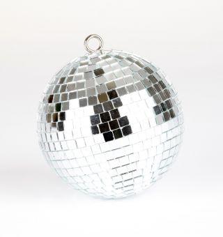 Mecca Ball - Silver - 20cm