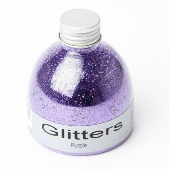 Flower Glitter - Purple - 150ml