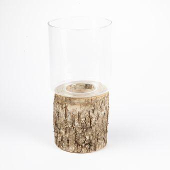 Birch Hurricane - Natural - 19cm x 10.5cm