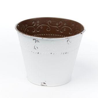 Colmar Vintage Style Plant Pot - 15cm