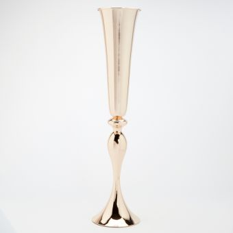 Trumpet Stand Gold 75cm