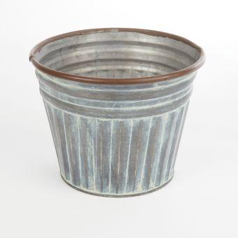 Mia Tin Lined Pot - 14cm