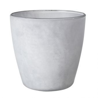Frosty Teshio Votive Grey 13.5cm