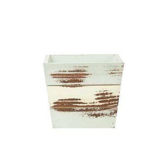 Square Kayla Lined Pot 15cm