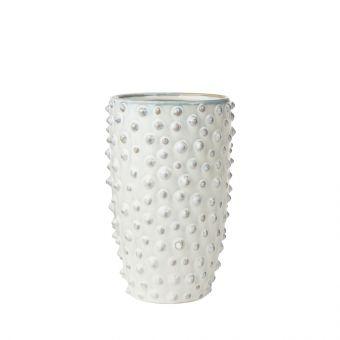Madelyn Cream Ceramic Vase 20cm