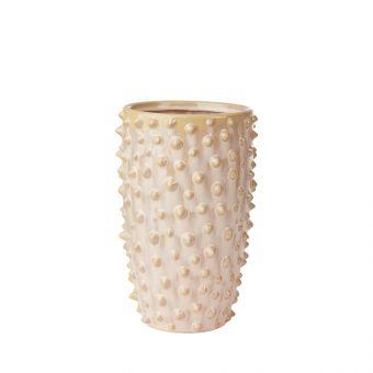 Madelyn Pink Ceramic Vase 20cm