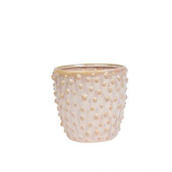 Madelyn Pink Ceramic Pot 13cm