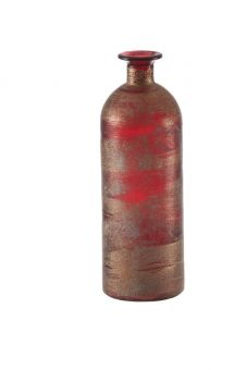 Iskar Bottle - Red/Gold - 26.5cm